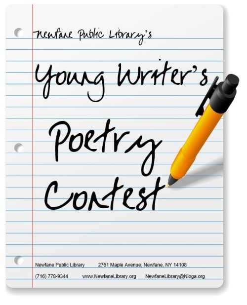 Young Writer's Contest Logo